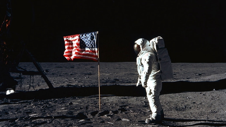 NASA 2024'TE Ay'a Kadın Astronot Gönderecek
