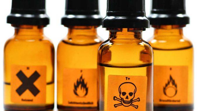 Zararlı Kimyasallar