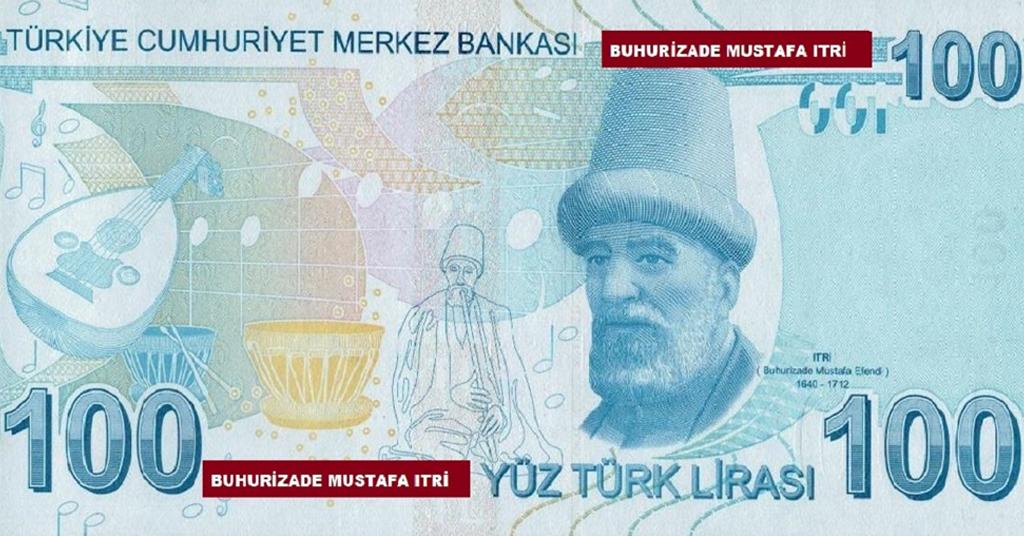 Buhurîzade Mustafa Itri