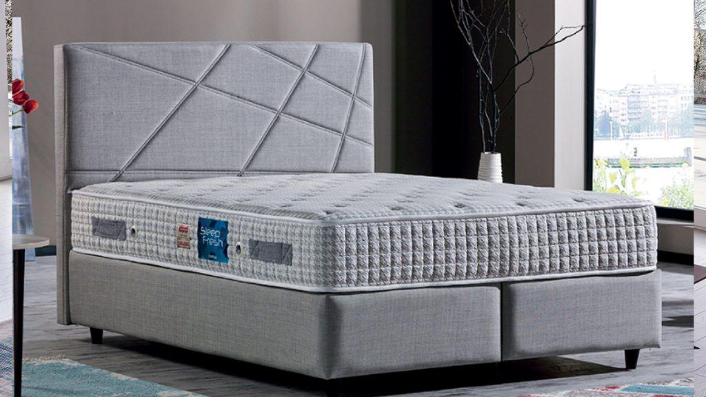 Çift Kişilik Bazalı Ortopedik Yatak Modelleri