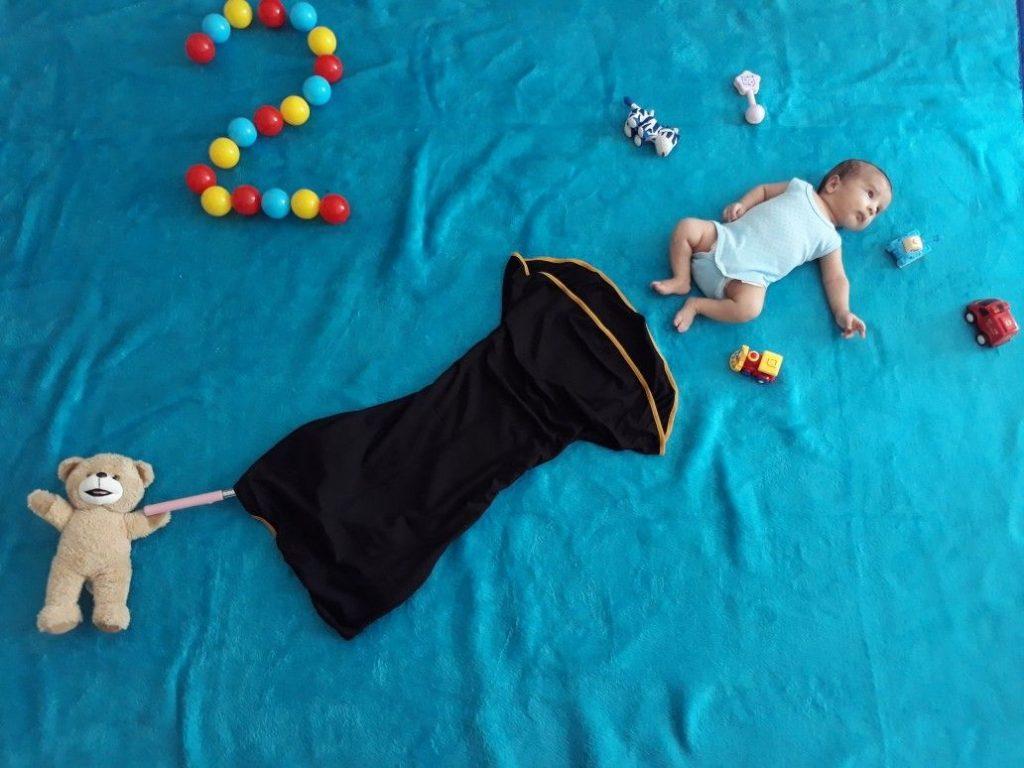 2 Aylık Bebeklerin Gelişimi