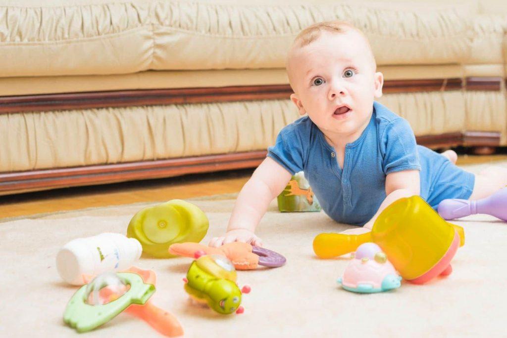 7 Aylık Bebeklerin Gelişimi