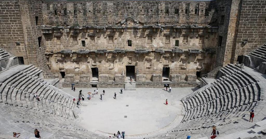 Aspendos Tiyatrosu ve Antik Kenti/Antalya
