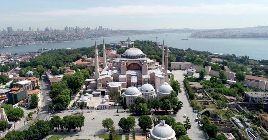 Ayasofya Camii/İstanbul