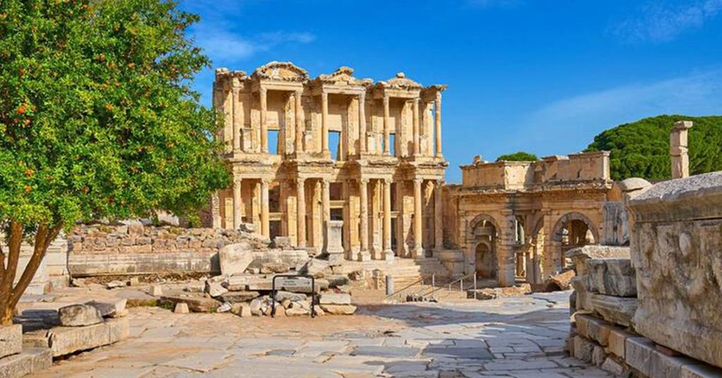 Efes Antik Kenti/İzmir