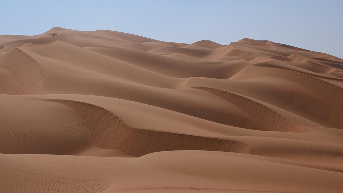 Rub-al Kali Çölü/Arabistan Yarımadası
