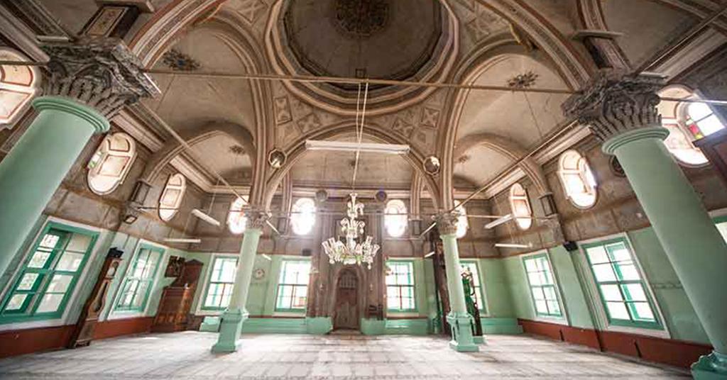 Aziz Mahmud Hüdayi Camii ve Külliyesi