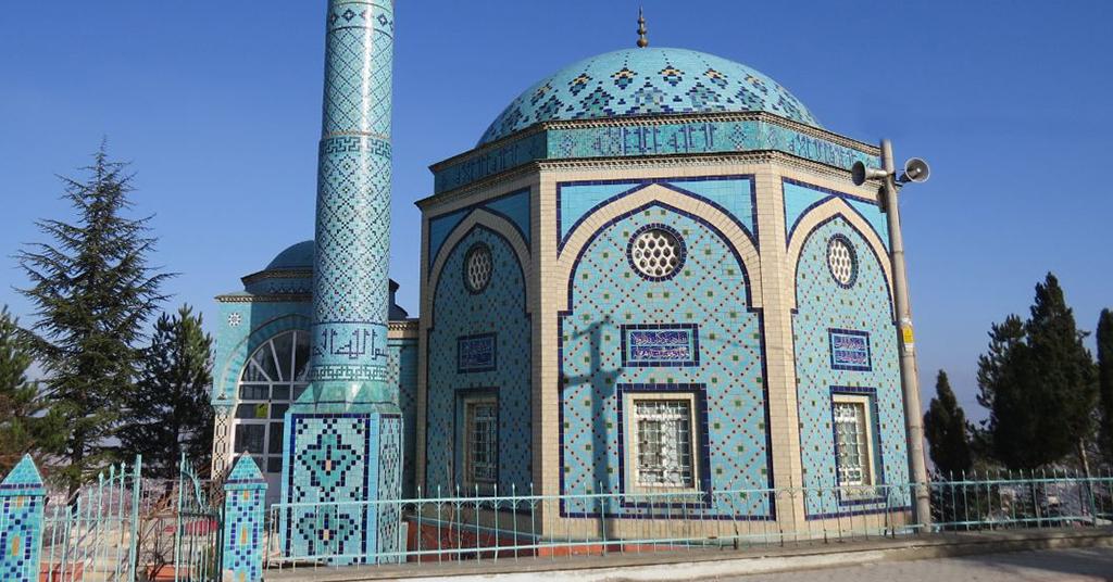 Çinili Camii